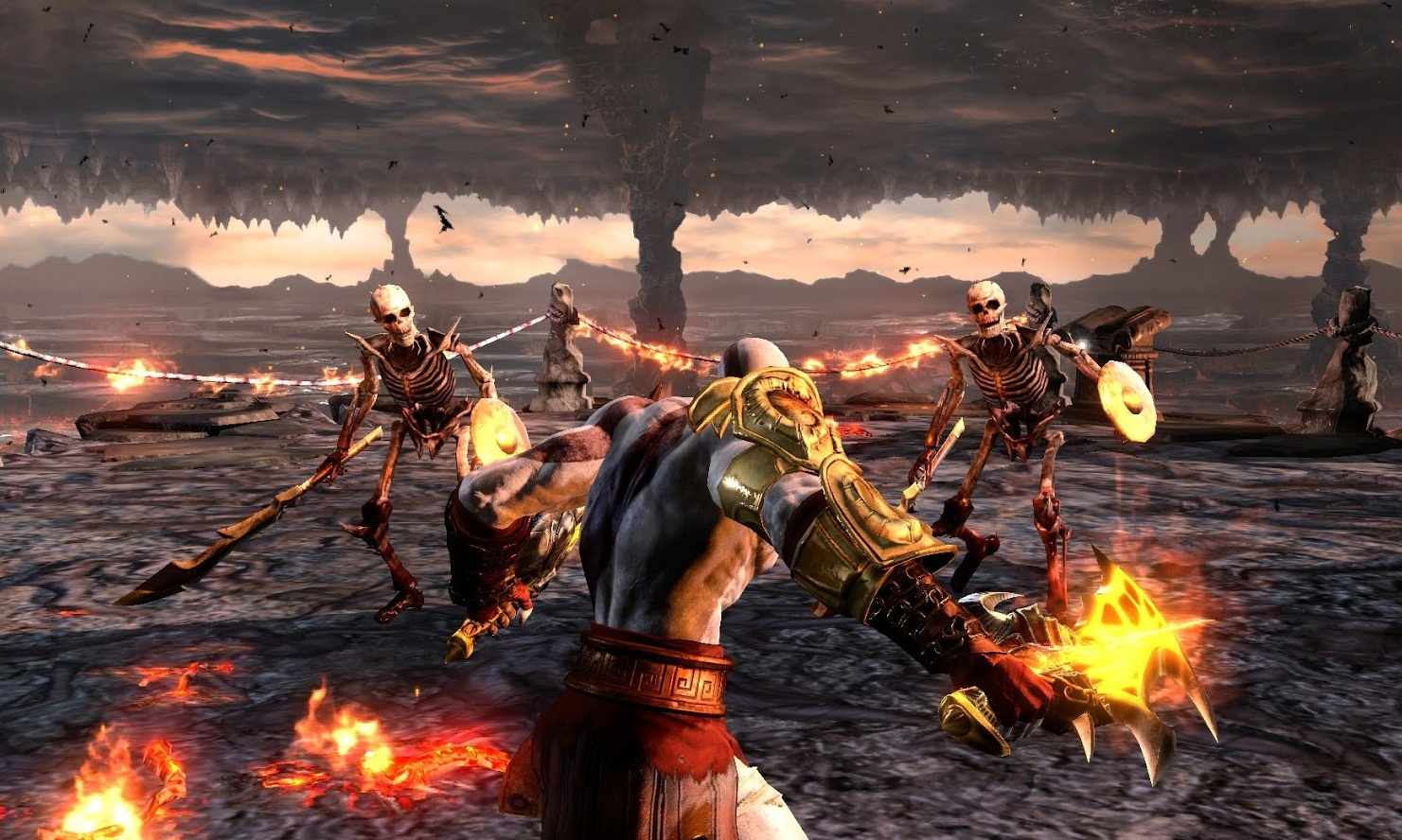 God of war 3 ps3 emulator setting 2017 youtube.