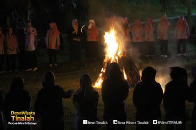 Tempat Makrab Favorit Mahasiswa Jogja – Desa Wisata Tinalah