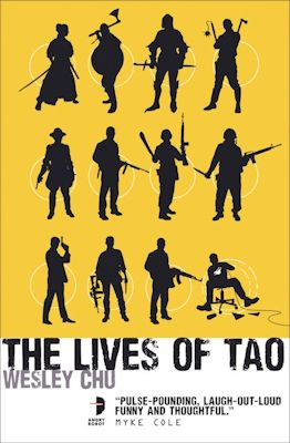 Guest Blog by Wesley Chu, author of The Lives of Tao - April 1, 2013
