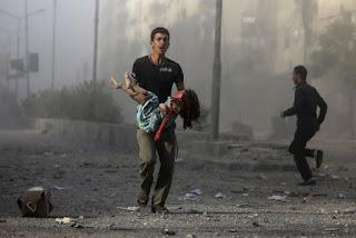Astaghfirullah, Anak-anak TK jadi Sasaran Bombardir Tentara Syiah Suriah