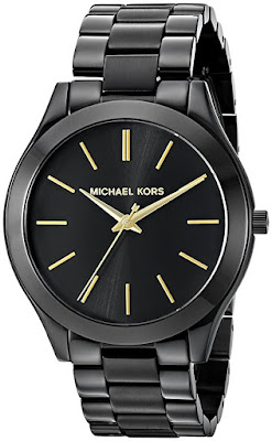 Michael Kors Slim Runway Watch $90 (reg $195)