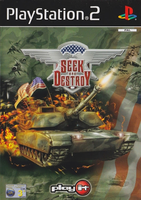 Seek and Destroy ps2 iso rom download | Isorom