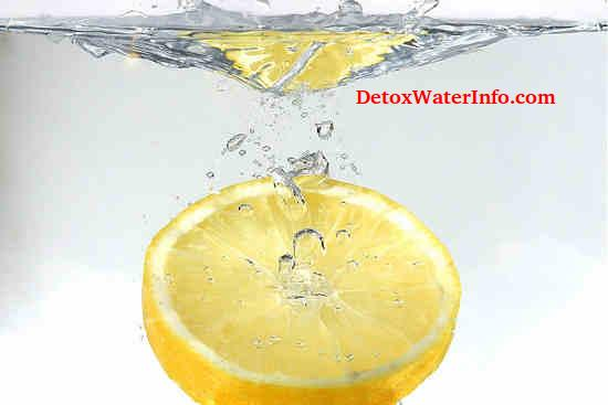 recipe of Lemon water detox diet for weight loss