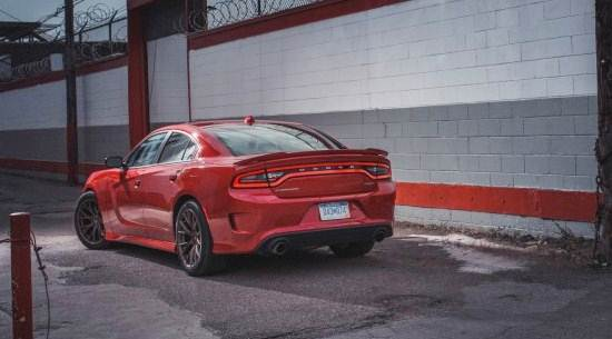 2017 Dodge Charger Hellcat Specs