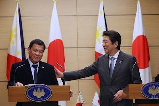Duterte dan Abe