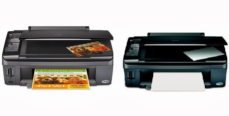 restablecer las almohadillas de impresión en Epson Stylus CX7400/CX7450