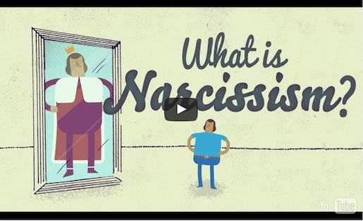 http://ed.ted.com/lessons/the-psychology-of-narcissism-w-keith-campbell