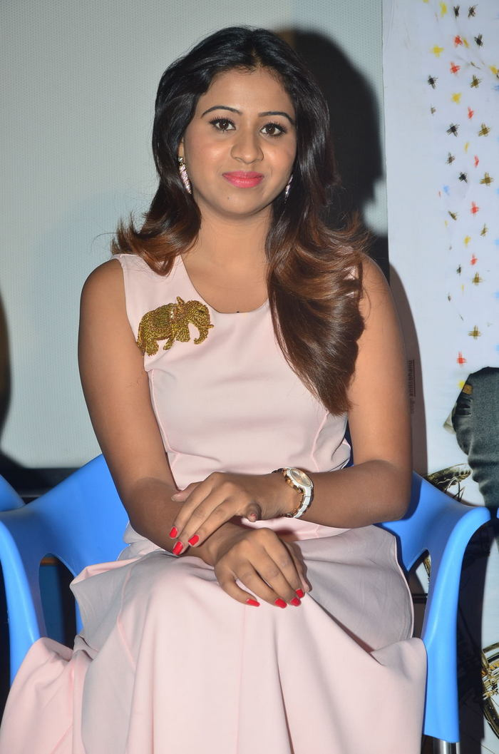 Manali Rathod At Fashion Designer S/O Ladies Tailor Movie Pressmeet