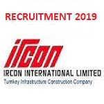 IRCON Manager Recruitment