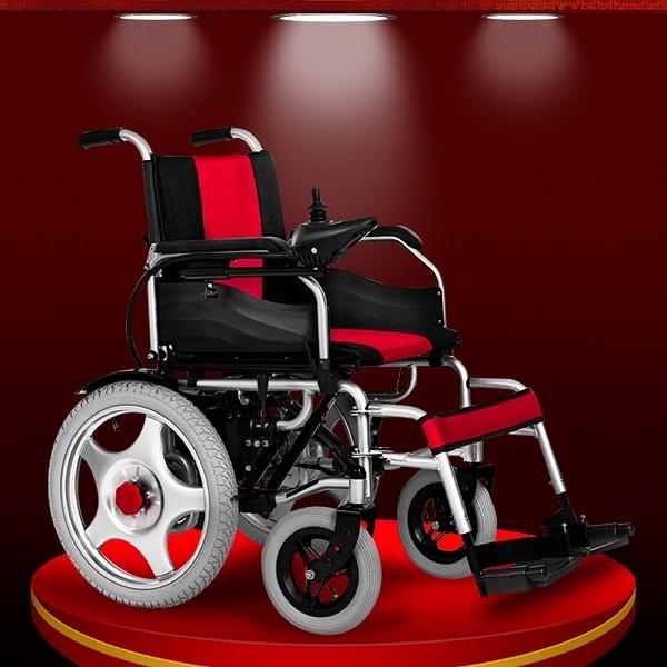 xe lăn điện cho người già