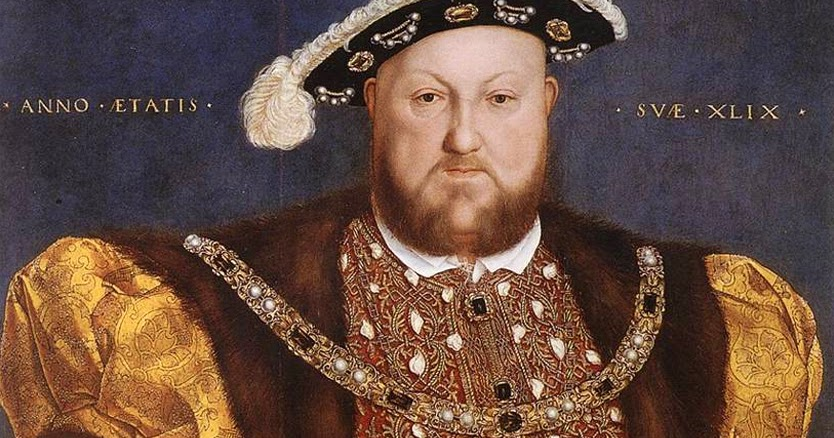Was Henry VIII a Psychopath? Probably ... Not