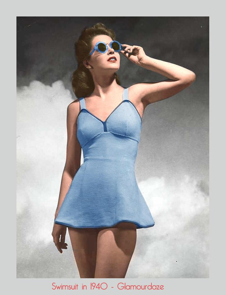 933b06e146 Vintage Swimwear – Be a Retro Bathing Beauty
