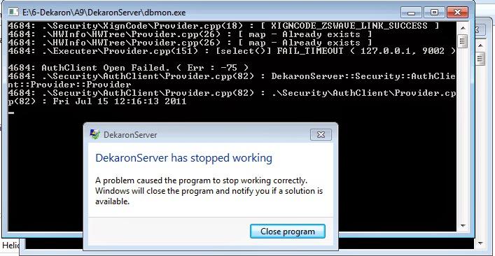 dekaron a9 server files