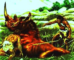 Sejarah : Masa Berburu dan Meramu Masa Manusia Purba