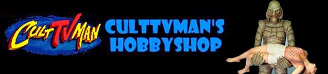 CULT TV MAN'S HOBBY SHOP
