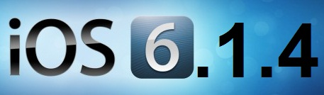 Apple iOS 6.1.4 Firmware for iPhone 5