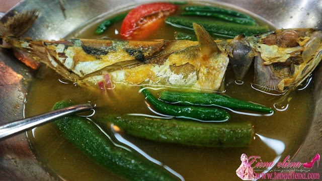 Masak Pindang Ikan Kembong di Hot Pindang Kitchen