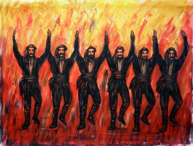 8ο Ακριτικό Πανοΰρ - Η γιορτή της παράδοσης στο Ακριτοχώρι Σερρών