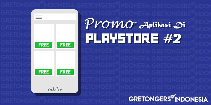 Promo Aplikasi Berbayar Menjadi Gratis Di Playstore #2