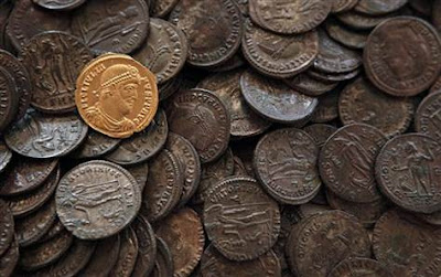 Looters strip Bulgaria of ancient treasures