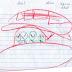 Desenhos de encontros com extraterrestres e como se relacionam com crianças autistas