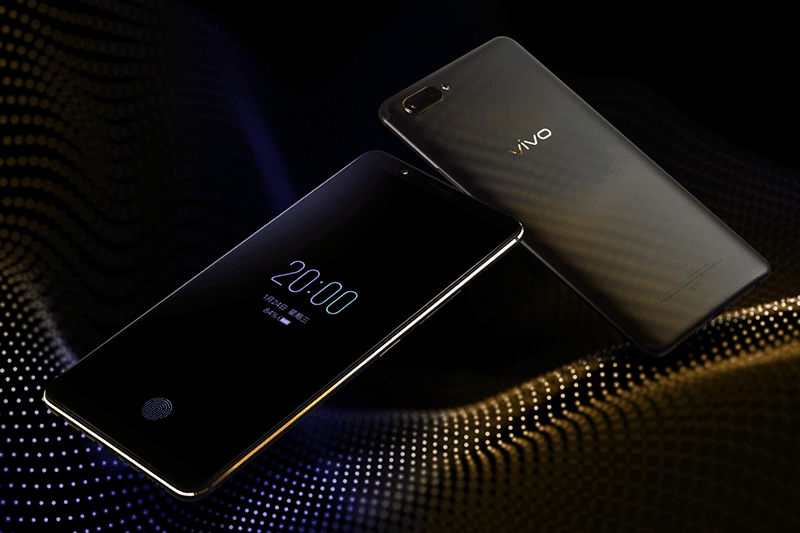 Vivo X20 Plus UD with In-Display fingerprint scanner now official!