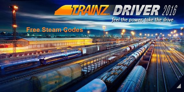 Trainz Driver 2016 Key Generator Free CD Key Download