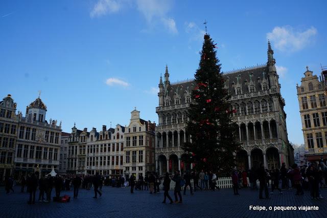 Dicas de Bruxelas - viajando de motorhome pela Bélgica