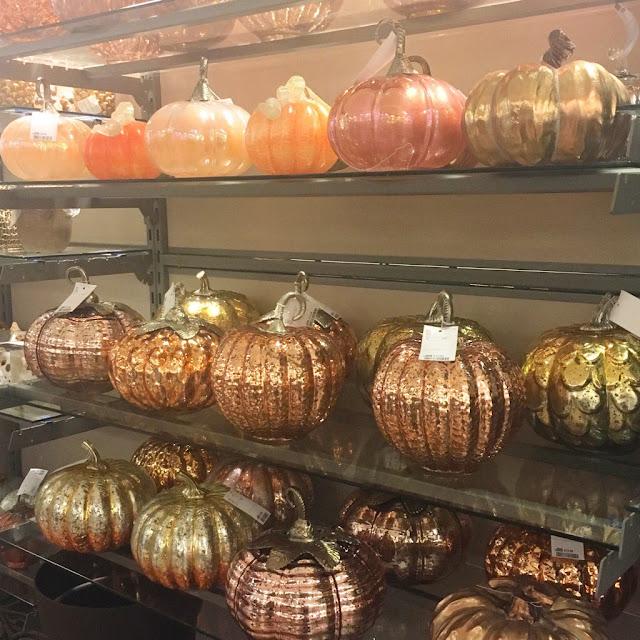 Homesense pumpkins