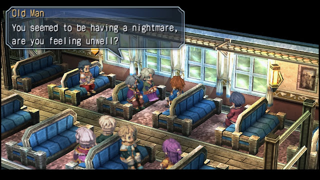 Legend of Heroes: Zero no Kiseki Screenshot-4