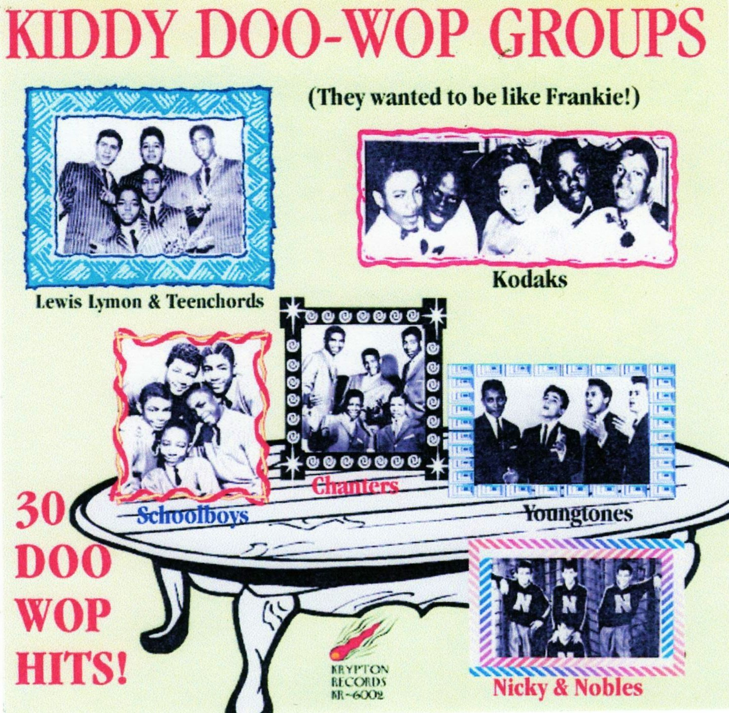 doo wop n soul oldies kiddie doo wop groups. Black Bedroom Furniture Sets. Home Design Ideas