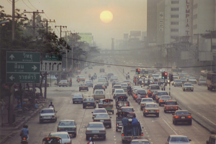 Mask on: PM2.5 smog returns to Bangkok — Satang.info