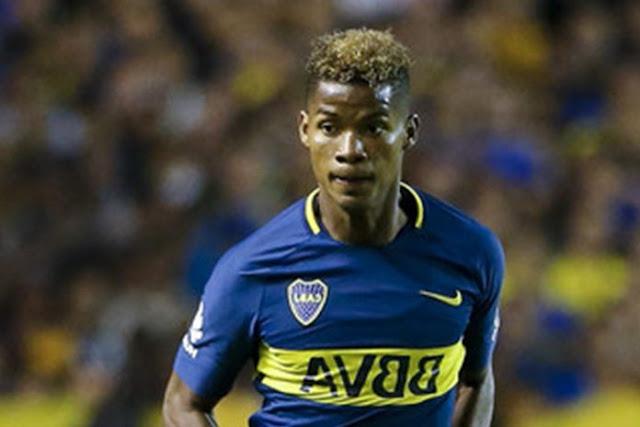 Tottenham Bidik Barrios