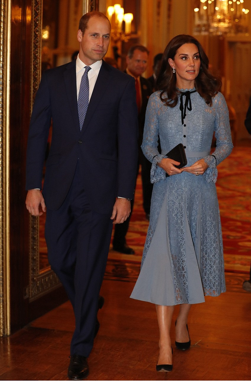 Kate Middleton Makes First Public Appearance Since Announcing 3rd Pregnancy