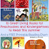 10 Great Living Books for Preschoolers and Kindergartners to Read This Summer