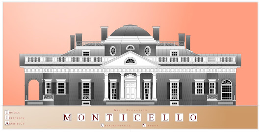 Drawing Monticello