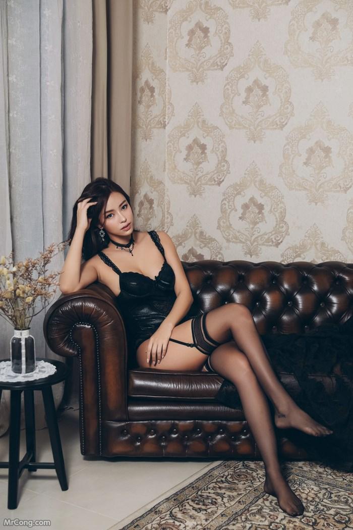 Image Kwon-Soo-Jung-MrCong.com-088 in post Người đẹp Kwon Soo Jung đầy mê hoặc trong bộ sưu tập nội y (134 ảnh)