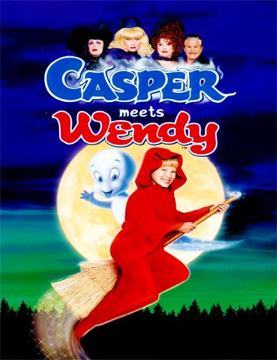 Ver Casper y la mágica Wendy (1998) Online