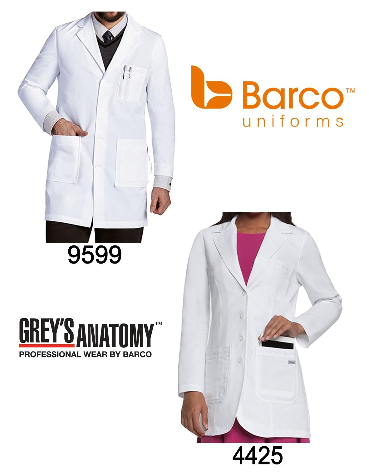 Greys Anatomy Lab Coats New Arrivals Mountain View Medical Supply