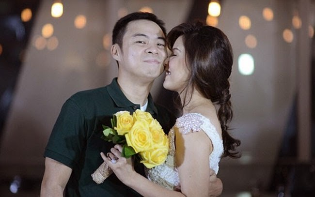 Watch Video of Chito Miranda and Neri Naig Got Married for The Second Time
