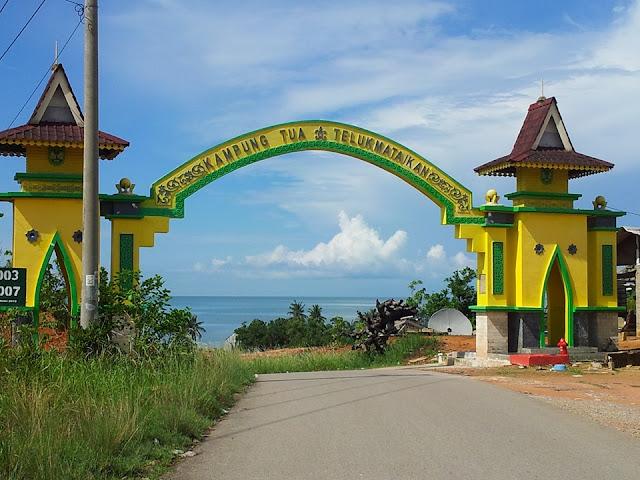 Kampung Tua Teluk Mata Ikan