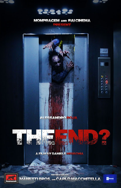 In un giorno la fine (The End?): poster
