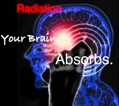 mobile phones radiation brain heart cancer