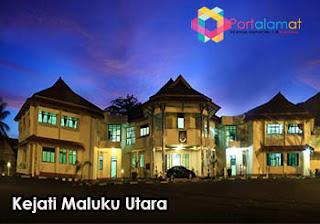 Alamat Kantor Kejaksaan Tinggi Maluku Utara