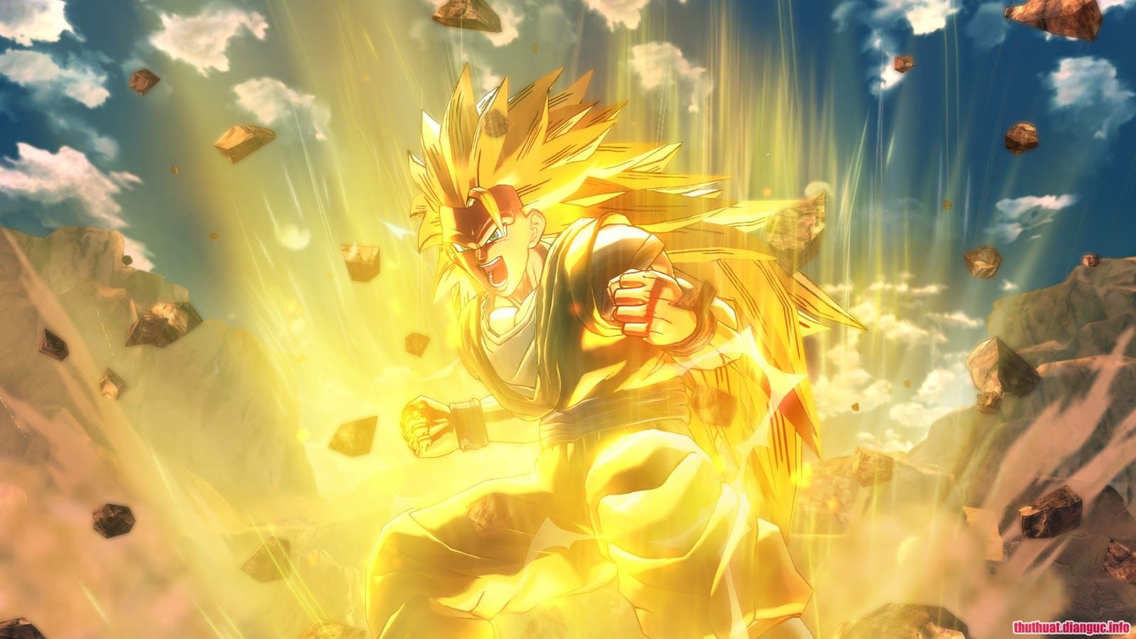 Tải Game Dragon Ball Xenoverse 2 Full Crack, Dragon Ball Xenoverse 2 Full Crack ISO, Tải game Dragon Ball Xenoverse 2 Deluxe Edition miễn phí
