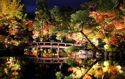 Eikan-do Zenrin-ji na cidade de Quioto