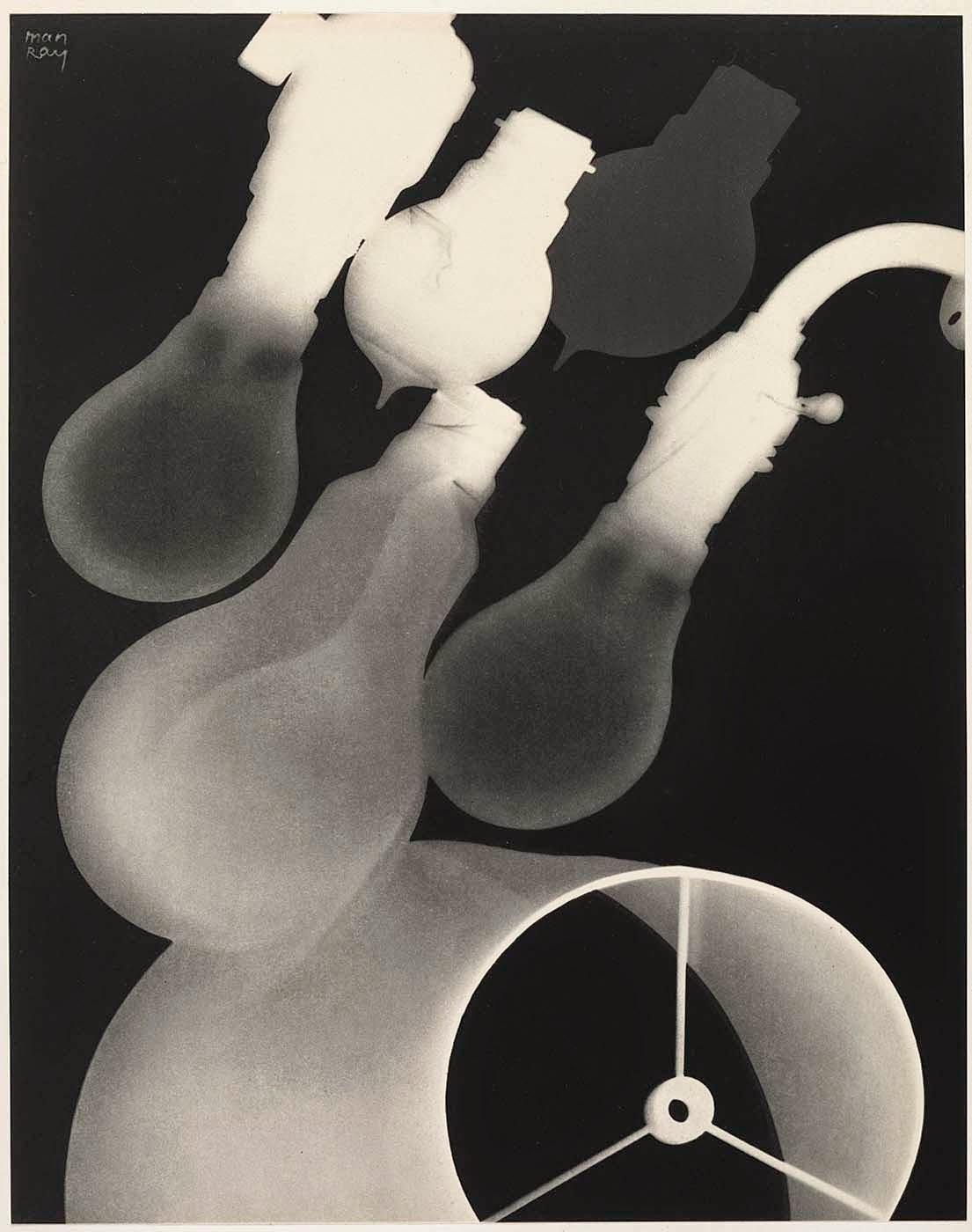 Rayografia de Man Ray