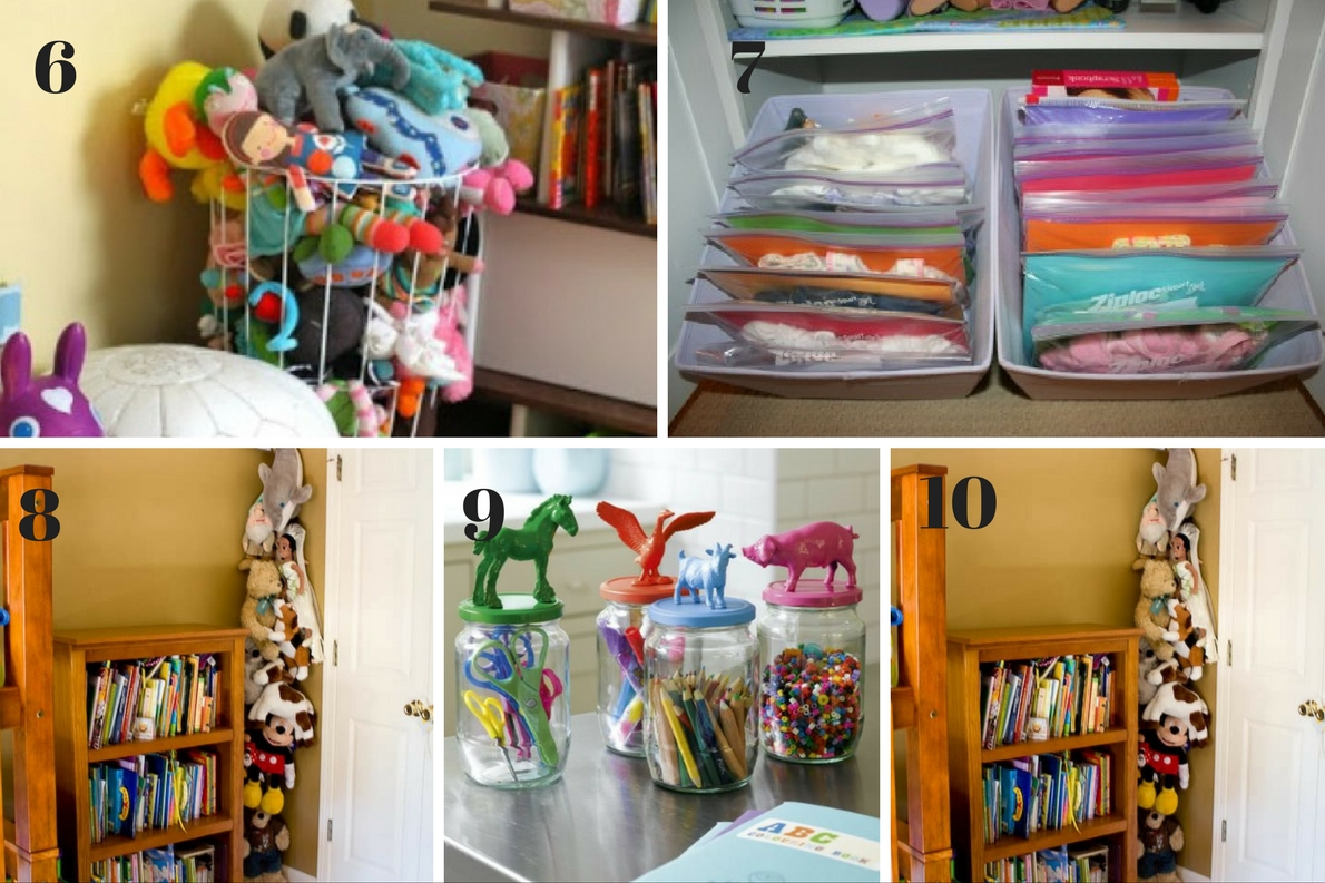 16 brilliant kids playroom organization ideas craftsonfire for Kids room toy storage