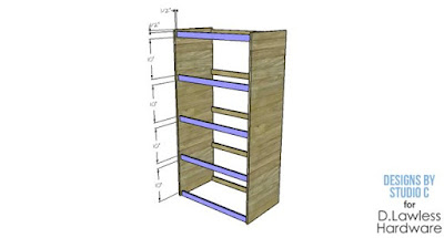 book case plans - D. Lawless Hardware 2