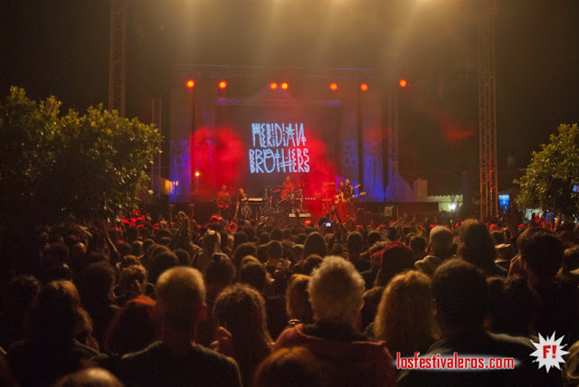 FMM Sines 2018 en Porto Covo, PT / Meridian Brothers